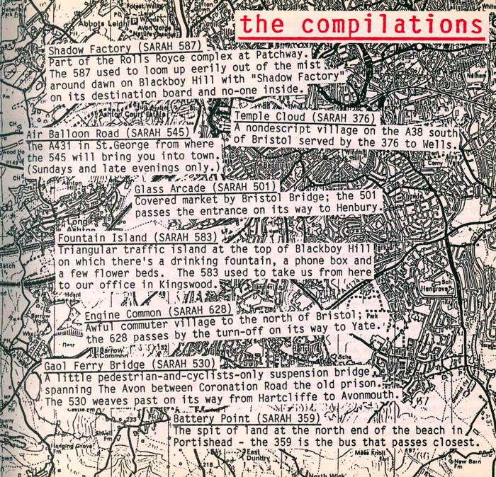 Sarah compilations explanation