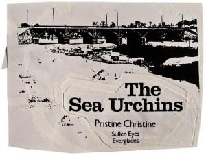 Pristine Christine label artwork