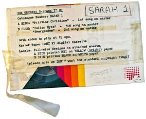 Pristine Christine master tape