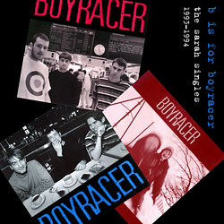 B is for Boyracer