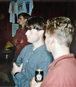 Keith and Paul, Harlow