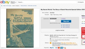 My Secret World on ebay