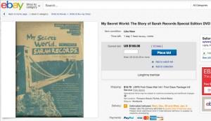 My Secret World on ebay
